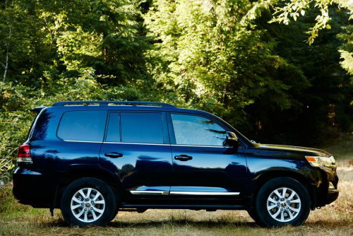 Toyota 2016 Land Cruiser 200